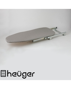 Fold-out Space saving ironing board