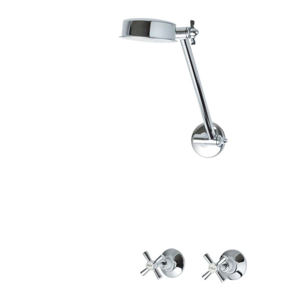 Doreena Bathroom 3-Piece Shower Set
