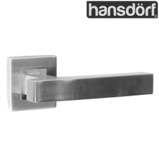 Kudos Lever handle kit - Solid Stainless Steel