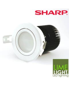 downlight kit and driver warm white