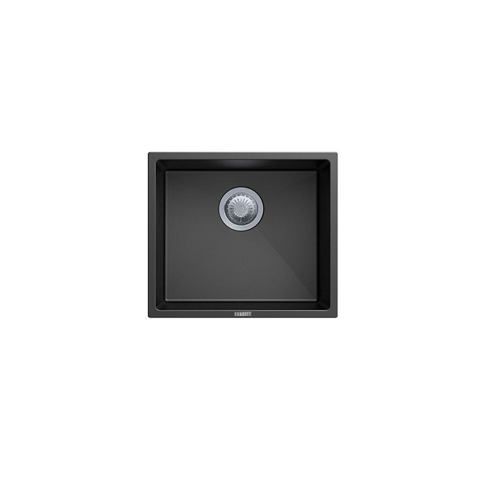 Carysil Magic Salsa Granite Kitchen Sink - 457 x 406mm Single Bowl