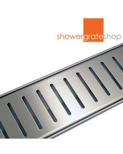 Metro Shower Grate/Channel - Standard Sizes
