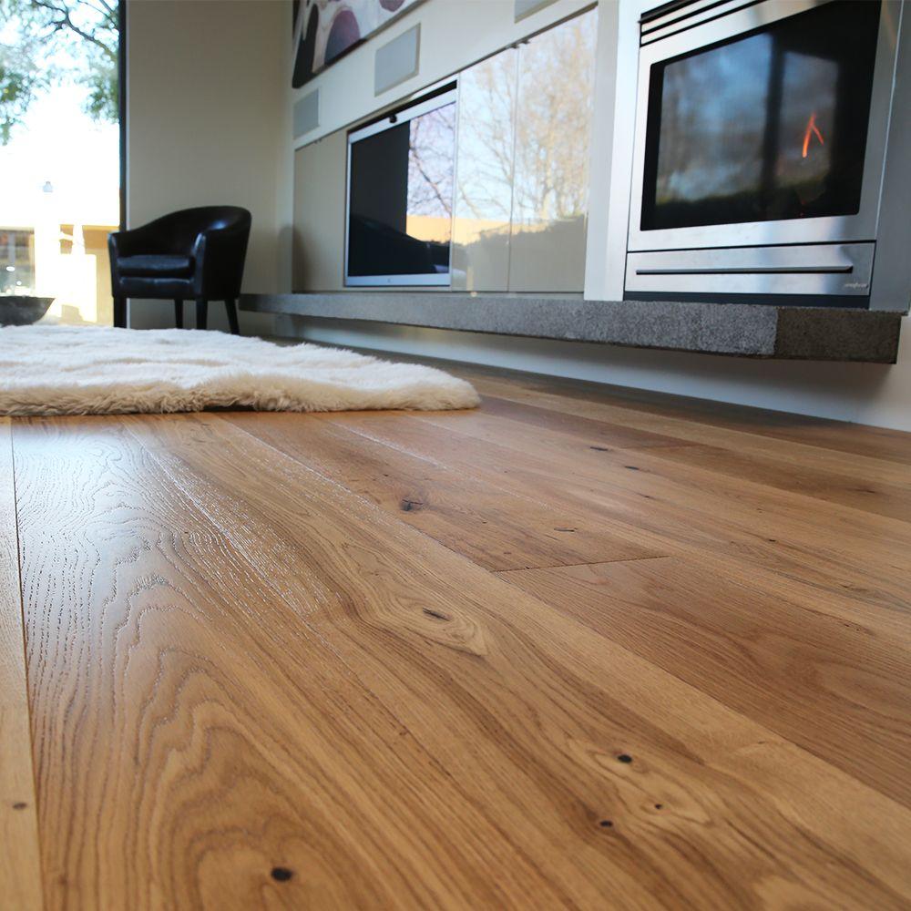 AIKO European Oak Engineered Floorboards - Wide Plank 1900mm x 190mm x 15mm