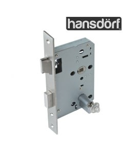 Security Mortice lock with key cylinder