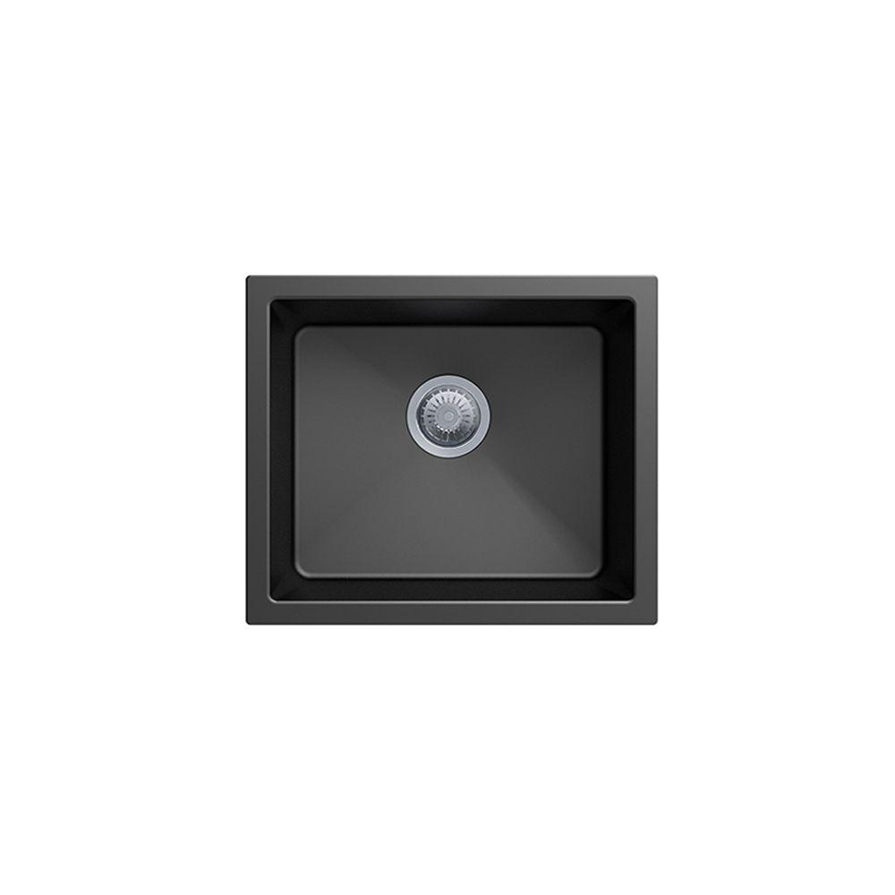 Carysil Salsa Granite Kitchen Sink - 533 x 457mm Single Bowl