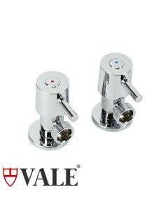 New Vale Chrome Plated Brass Two-Piece Laundry Tap Mixer