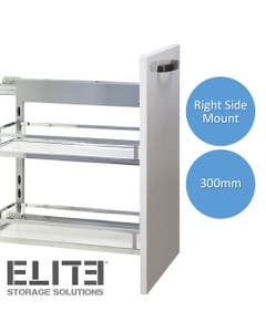 ELITE underbench storage for 300mm cabinet