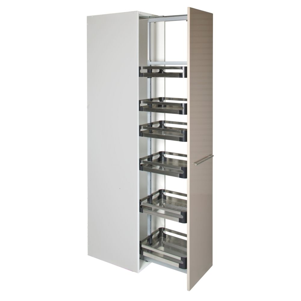Pull out pantry pull out pantry for my - Roll out shelving for pantry ...