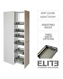 Chef Pull-out Pantry - Adjustable Height - Internal Unit