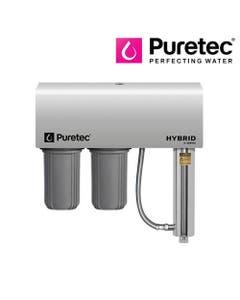 rain water filter unit