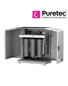 Puretec Hybrid plus stage filtration with UV sterilisation
