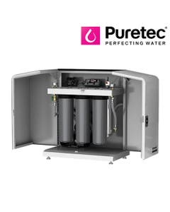 Puretec HybridPlus complete plug and play package with pump filters and UV