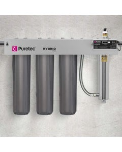 puretec Hybrid R11 All in One Reversible Filtration System with UV