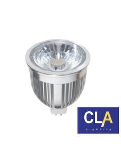 LED Globe 12V AC MR16 6W Warm White