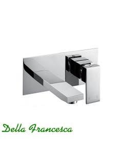 Della Francesca Essato Single Lever Mixer and Spout - Wall Mounted