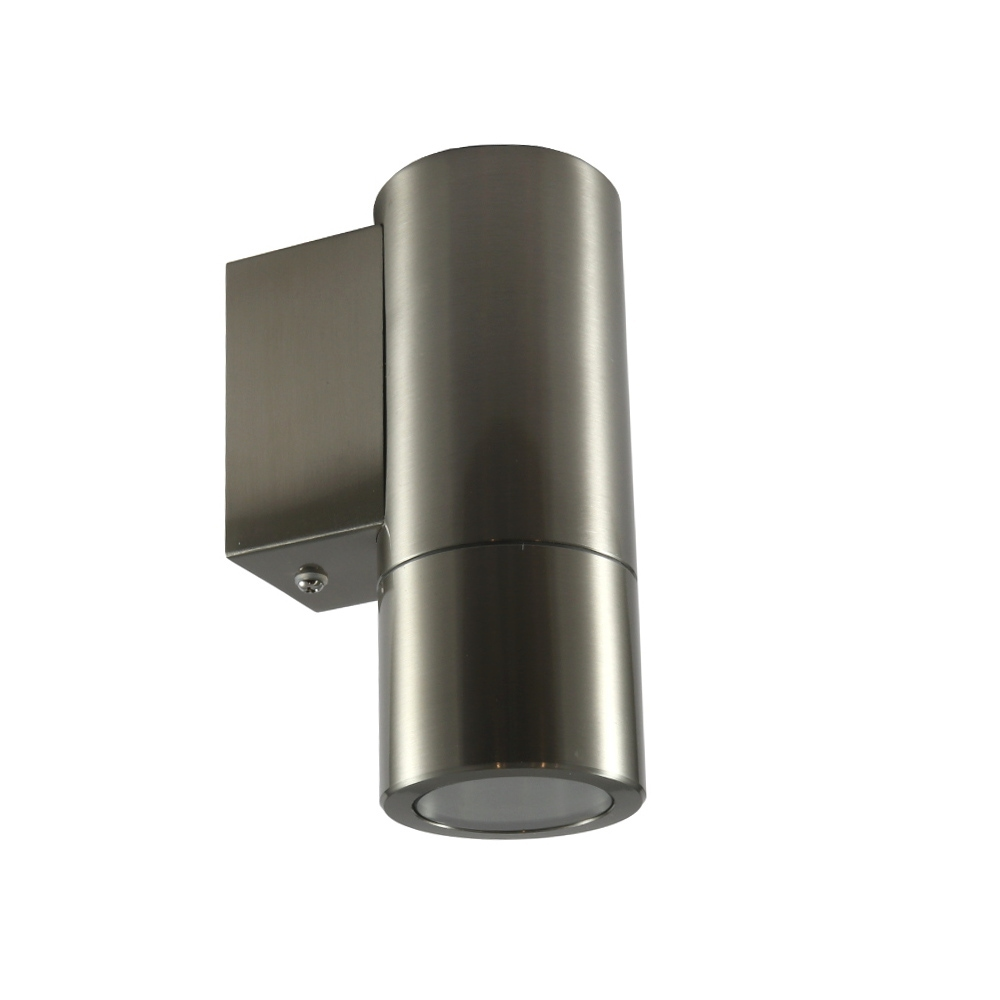 Sorrento Wall Mounted Down Light - 240V LED - 3mm 316 Stainless Steel