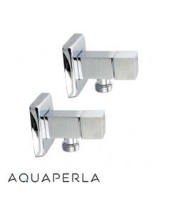 square-style washing machine tap