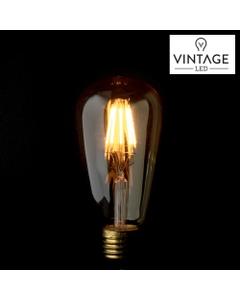 vintage led light globe
