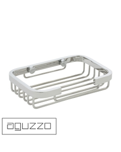 Aguzzo Stainless Steel Soap Basket