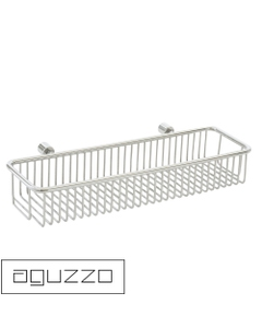 Aguzzo Stainless Steel Wall Basket