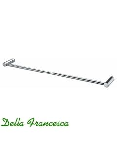 Della Francesca Stella Sleek Single Towel Rail