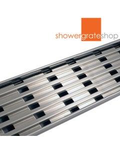 trak standard sized shower grate