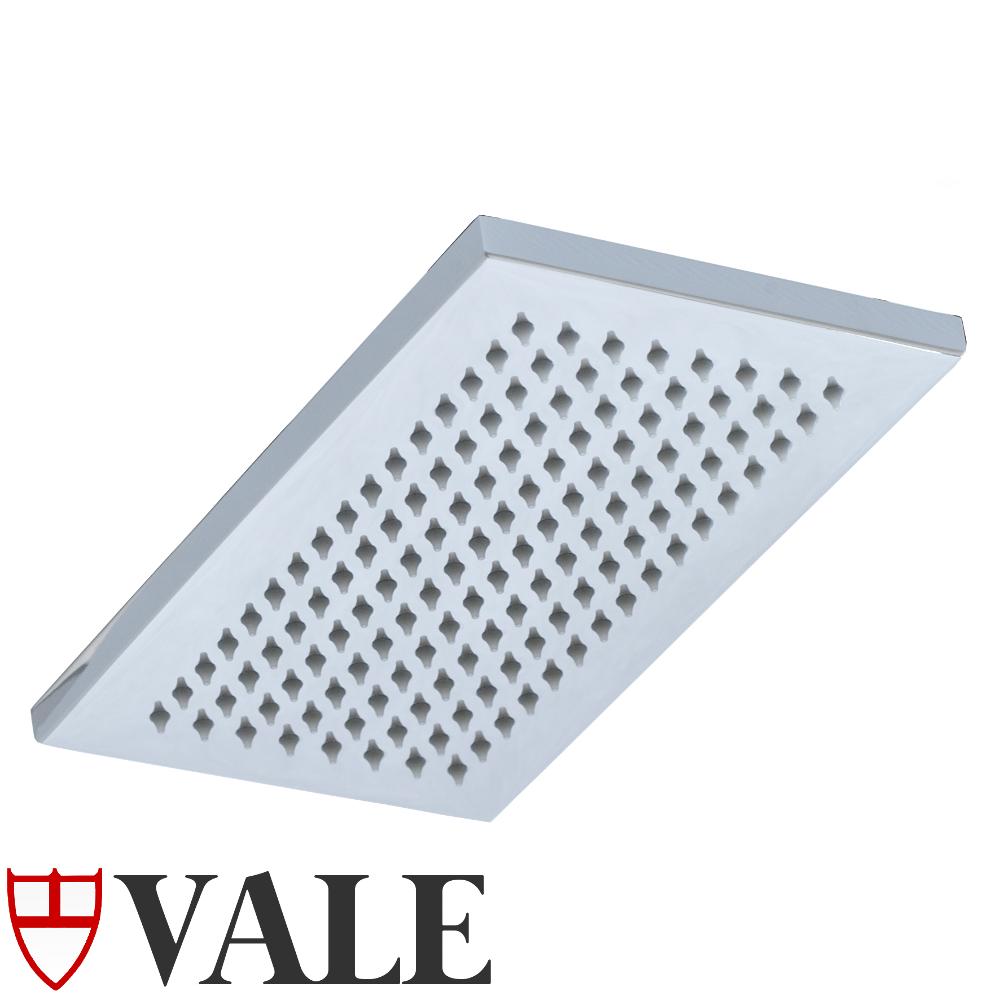 Reviews For Vale Rectangular Rain Shower Head For