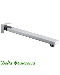 Della Francesca Fonte Wall Mounted Square Shower Arm