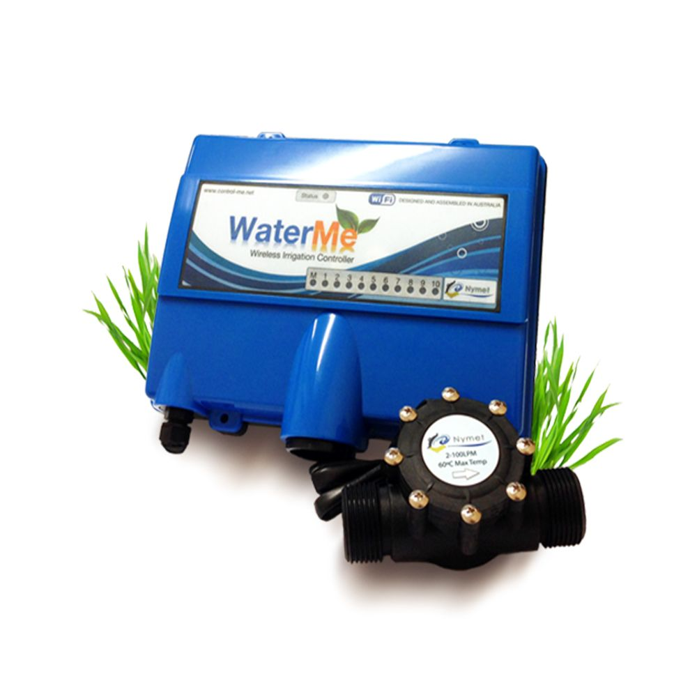 WaterMe Wireless Irrigation Controller