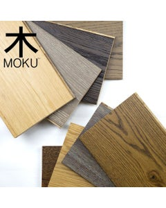 Moku European Oak Flooring Samples