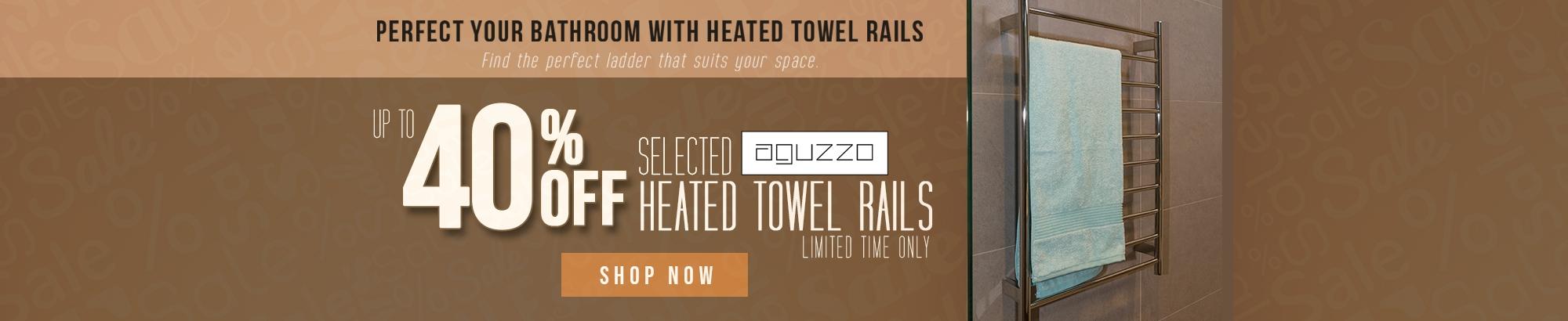 Heated Towel Rail - September