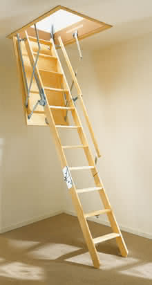 Stairladder Deluxe