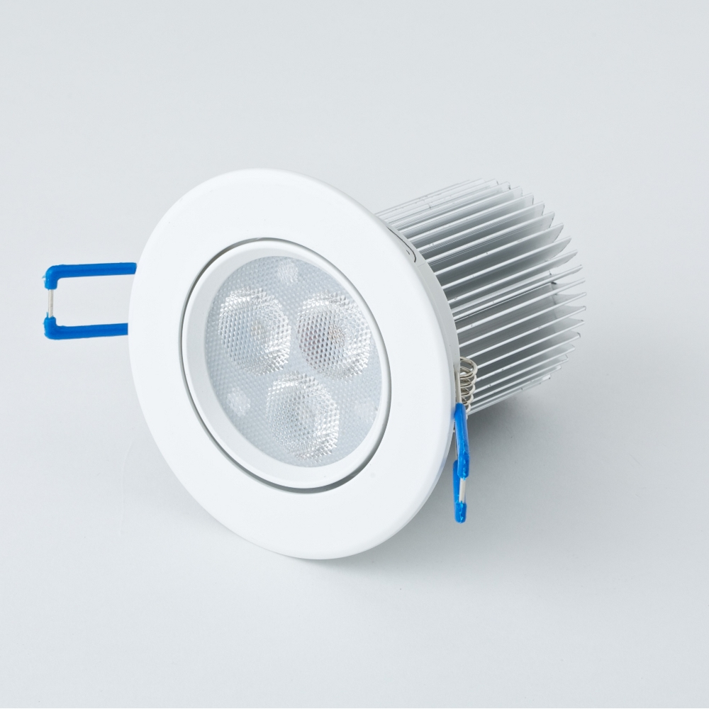 The Smart Way To Install Led Downlights Safety When Replacing A Ceiling Rose Wiring Diagrams Power Plug For Each Light