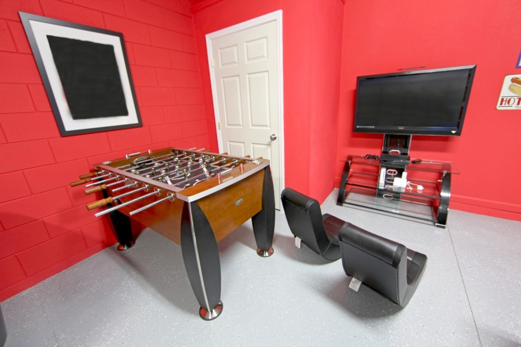 Games Room Theme
