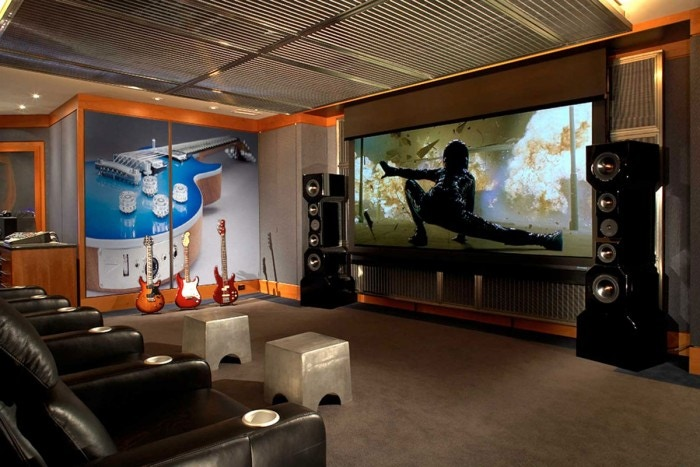 5 Things To Consider When Creating Your Home Theatre