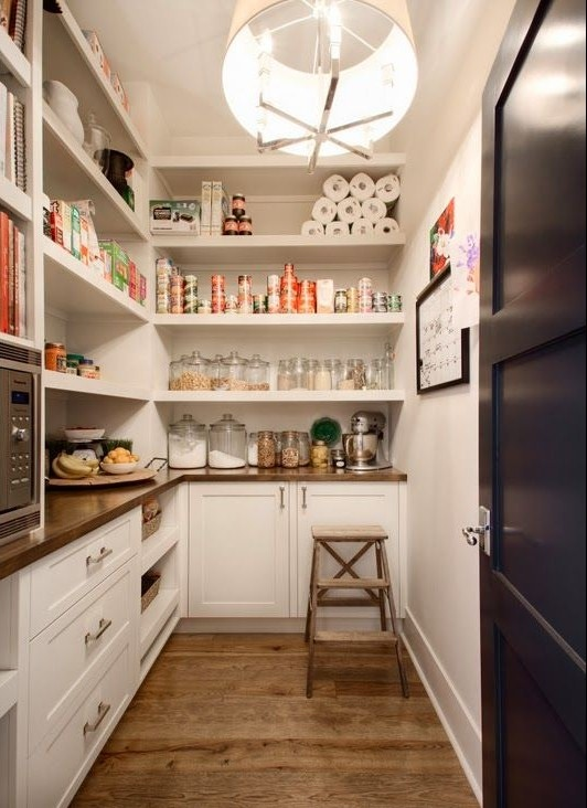 Planning A Walk In Pantry