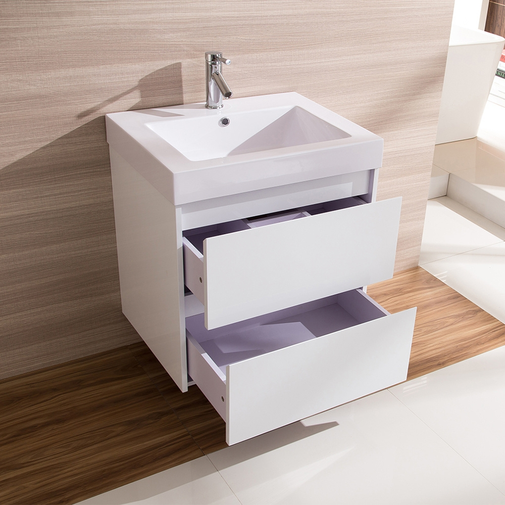 Perfect wall hung vanities for small bathrooms - Reasonably priced bathroom vanities ...