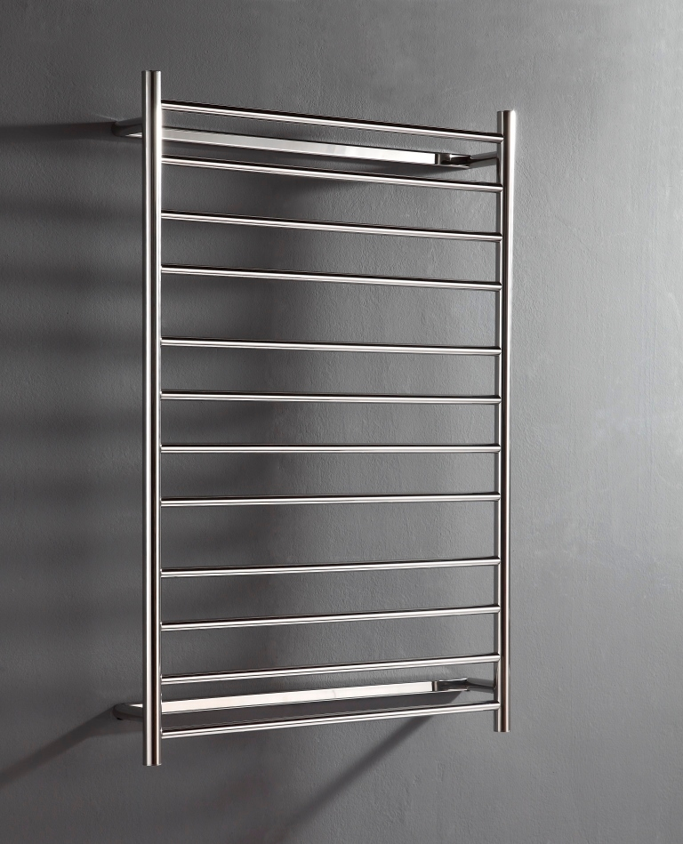 stainless steel towel rails for bathrooms