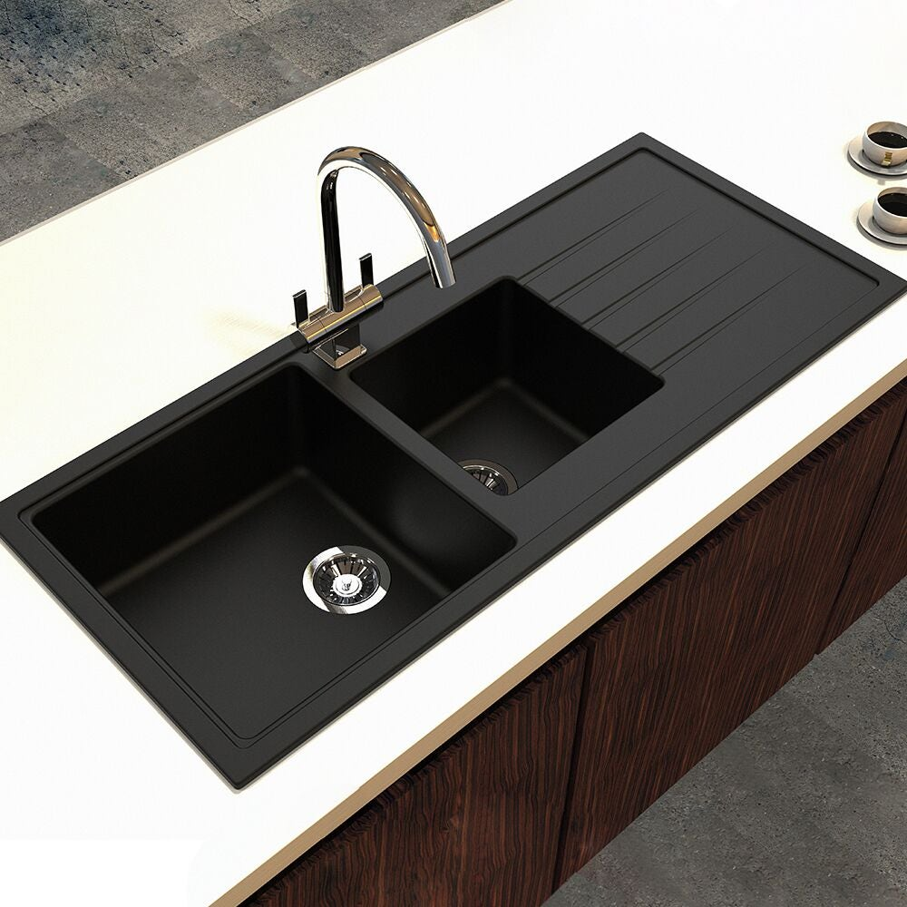 Carysil granite sinks for modern kitchens 2018