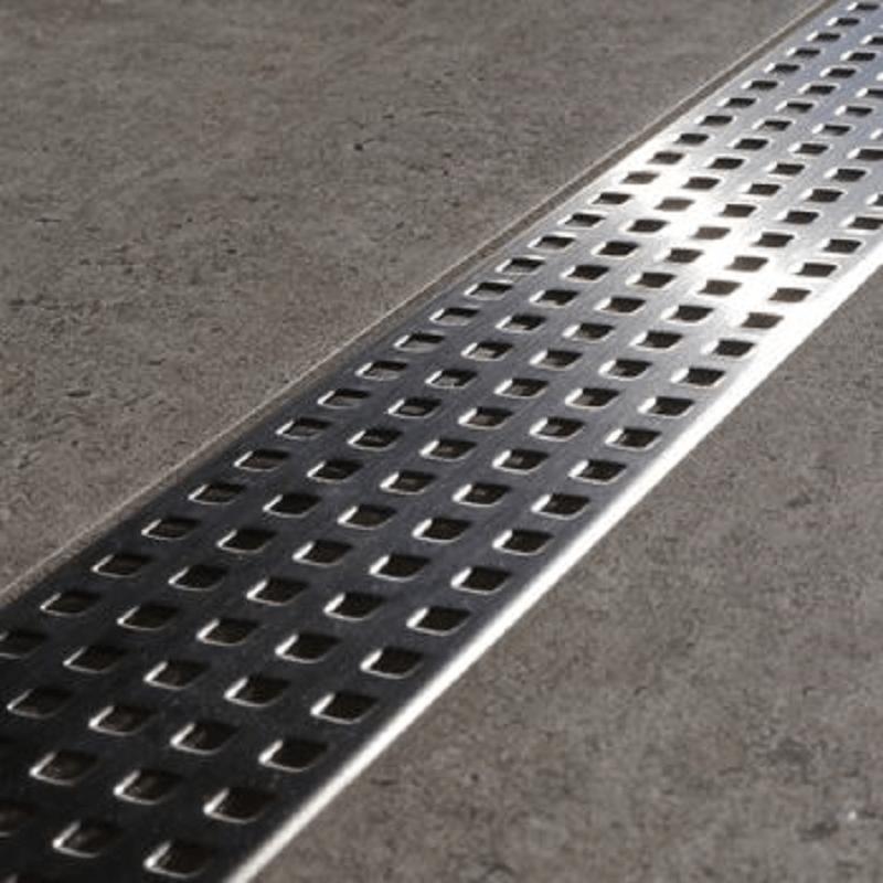 Linear Slot Shower Drains