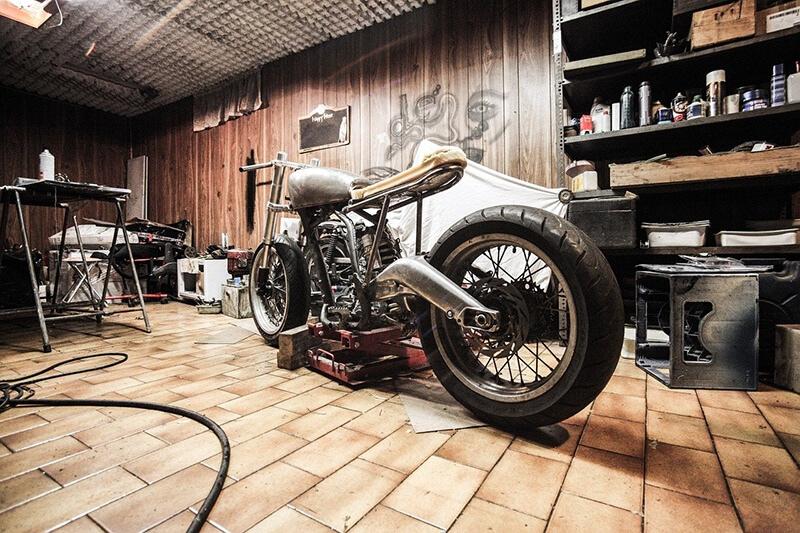 garage man-cave