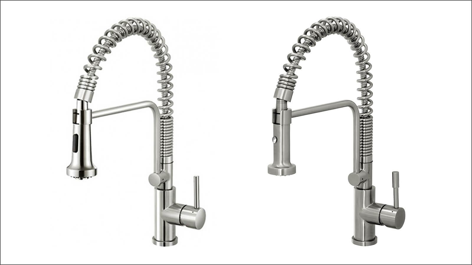 franke kitchen tap mixer vs swedia mixer taps