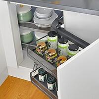 kitchen corner cupboard solutions