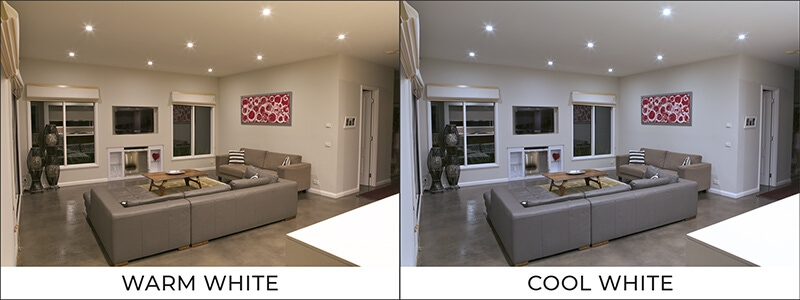 The Difference Between Warm White And Cool White Led Lights