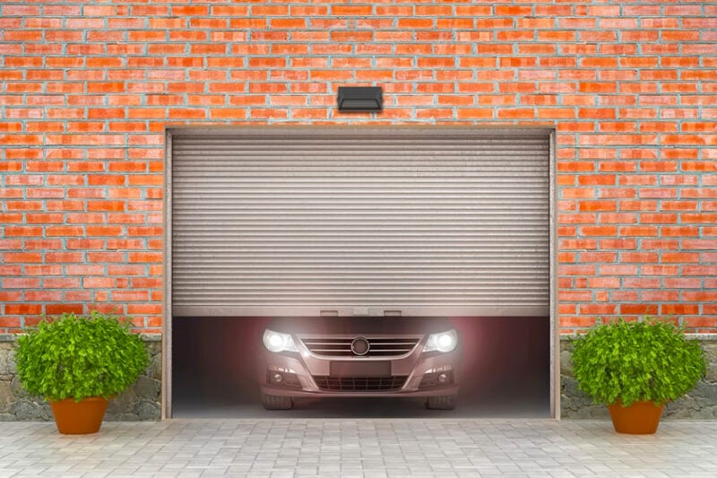 basic storage for garages