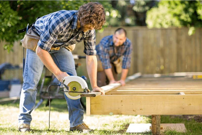 building cost, home renovation, deck renovation cost
