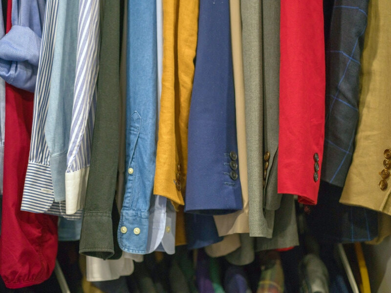 wardrobe storage, home storage solution, space savers