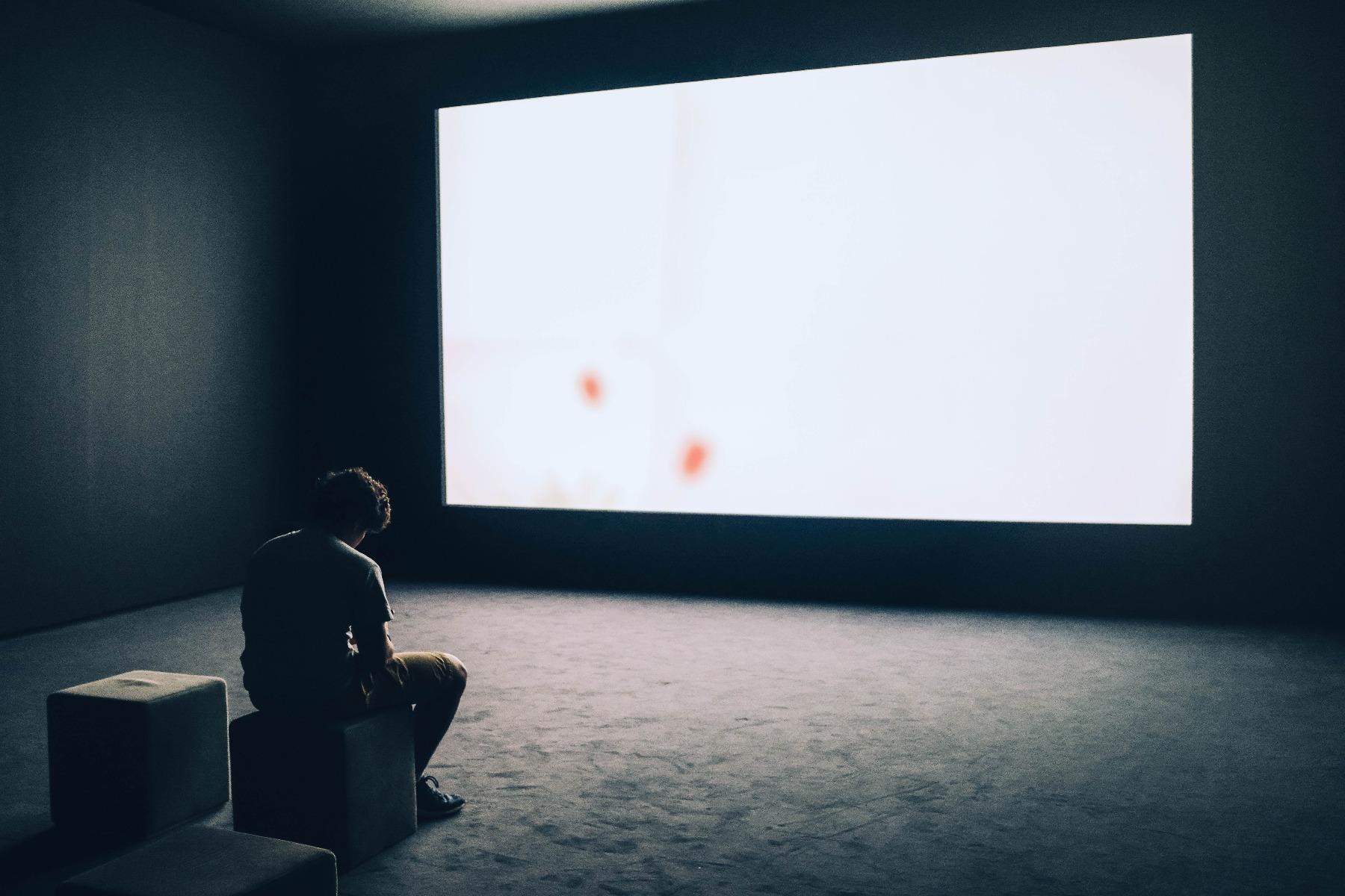 home theatre projector screen