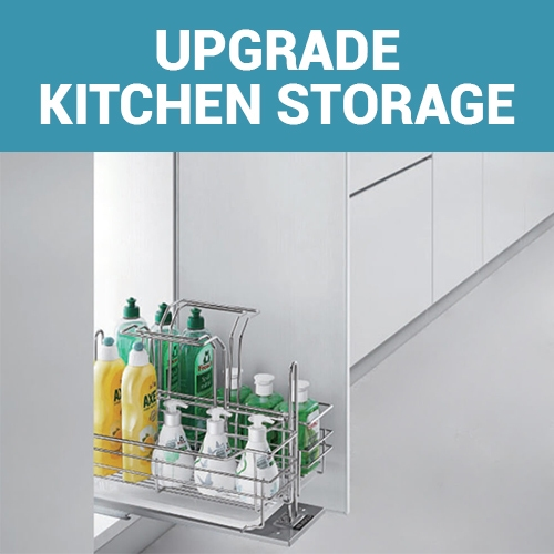 pantry organisation for kitchen renovation