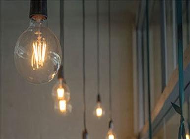 vintage led globes, modern led lights, home lighting